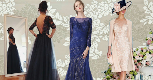 The Perfect Dress for the Bride's Mother