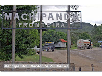 Resultado de imagem para border post at Machipanda