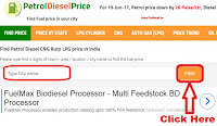 check petrol prices online