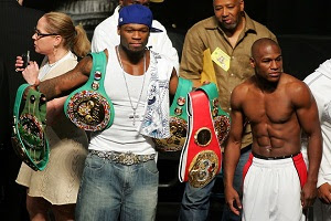 Floyd Mayweather vs 50Cent