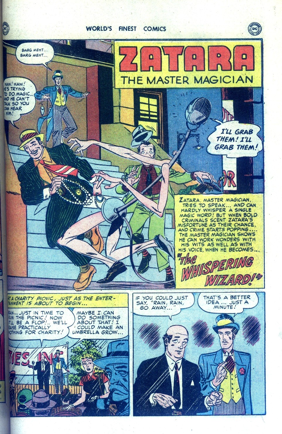 Read online World's Finest Comics comic -  Issue #43 - 51