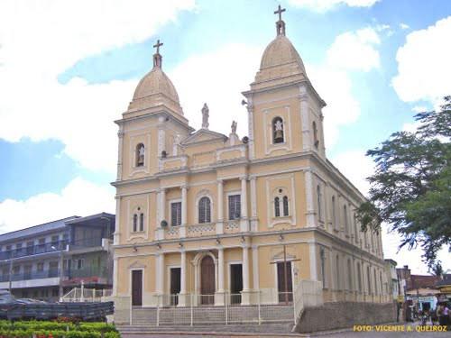 Polícia: Catedral de Nazaré da Mata é arrombada e peças sacras são furtadas
