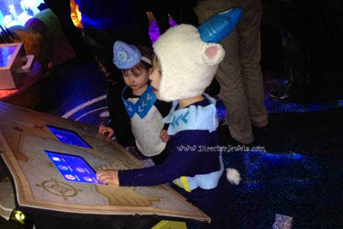 Octonauts Costumes, The Octonauts Zone at SEA LIFE Kansas City