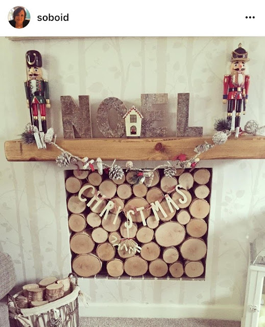Christmas home decor interior inspiration