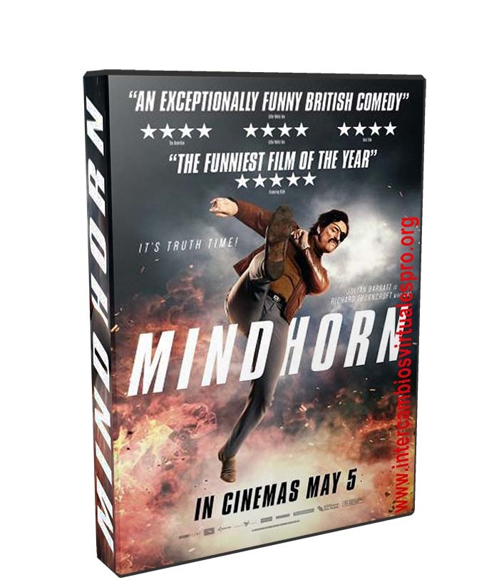 Mindhorn poster box cover