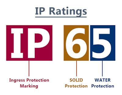 ما معنى كلمات IP-68 و IP-58 اللى دايما بتلاقيها مكتوبه فى امكانيات الموبايل ؟