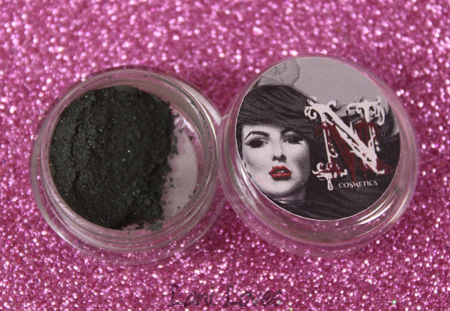 Notoriously Morbid Welcome to Vinnland Eyeshadow Swatches & Review