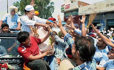 AAP, Aam Aadmi Party, Arvind Kejriwal, Delhi CM, Himachal Pradesh, Shimla