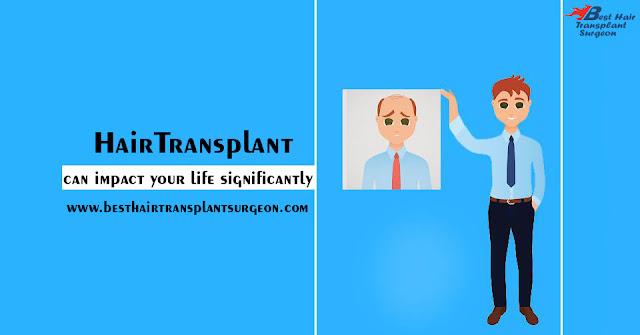 best hair transplant surgeon india