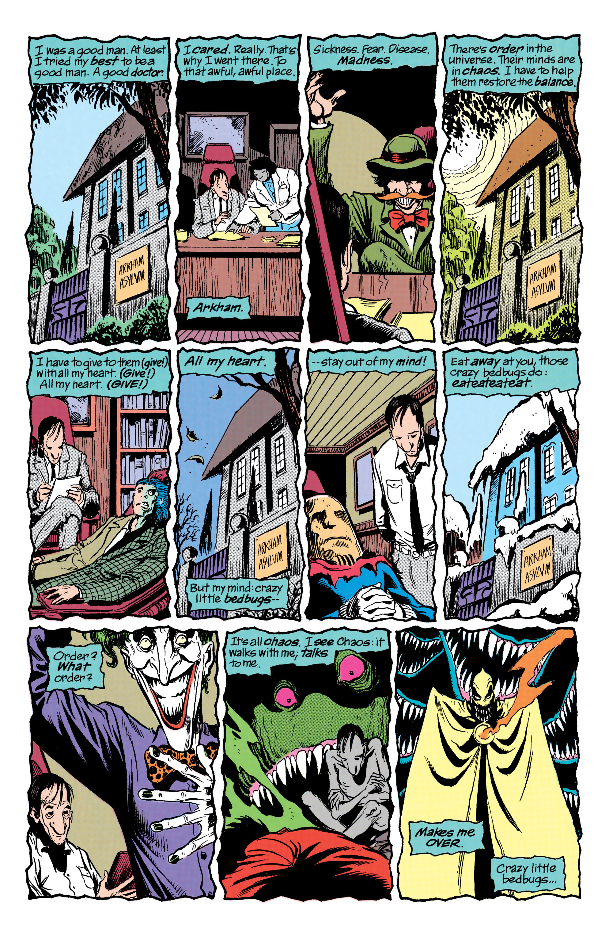 Doctor Fate (1988) 18 Page 2