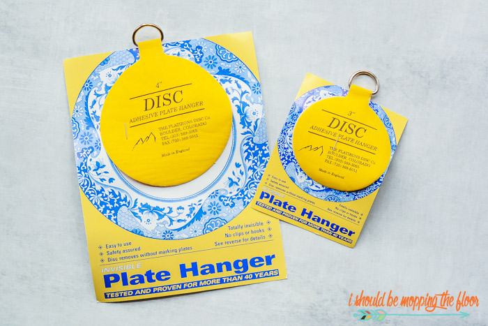 No Wire Plate Hangers