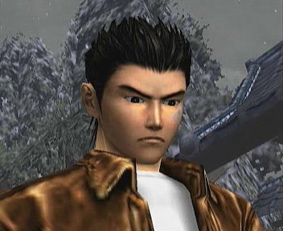 Ryo Hazuki Shenmue Dreamcast