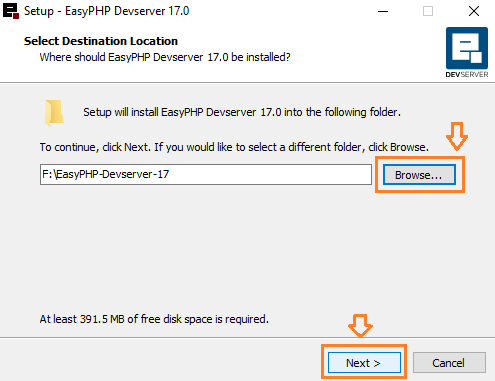 How To Install EasyPHP Devserver On Windows 10 | Show Databases On phpMyAdmin  4