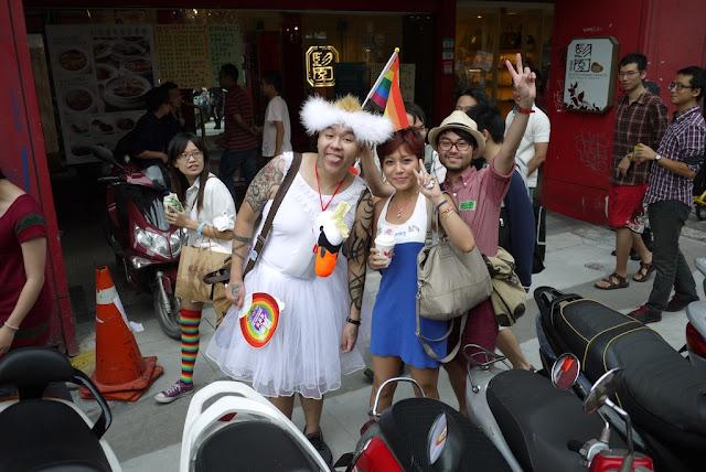 2011 Taiwan LGBT Pride Parade