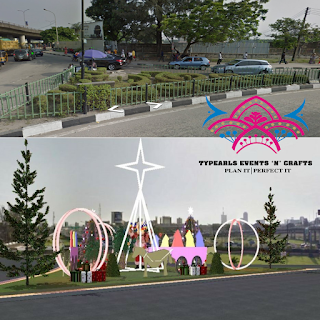 Before meets After: Transformation of Lagos parks in 3d design