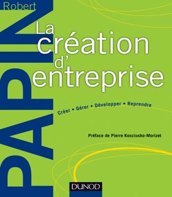 La création d'entreprise Création, reprise, développement PDF