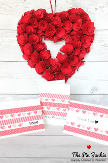 washi tape valentine cards easy craft