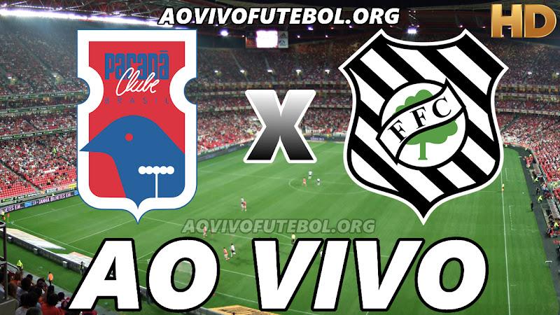 Paraná x Figueirense Ao Vivo HD Online