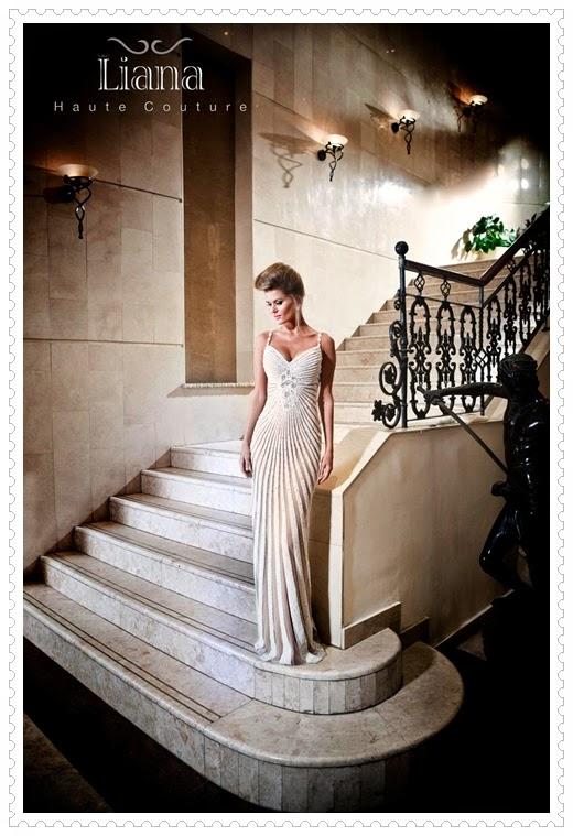 Liana Haute Couture Brautkleider Kollektion 2014