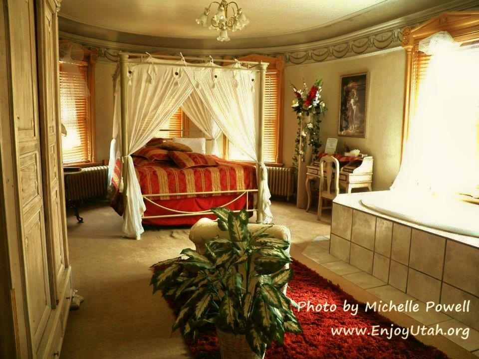 Enjoy Utah Utahs Most Romantic Bed And Breakfasts