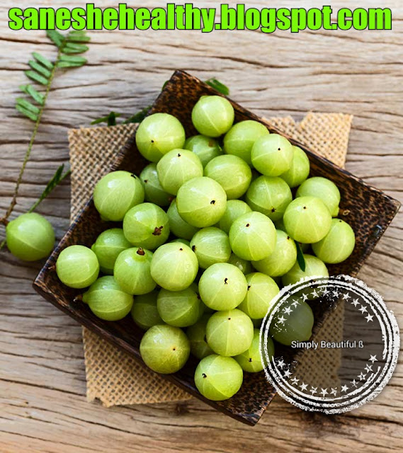 Indian gooseberry is good for health.
