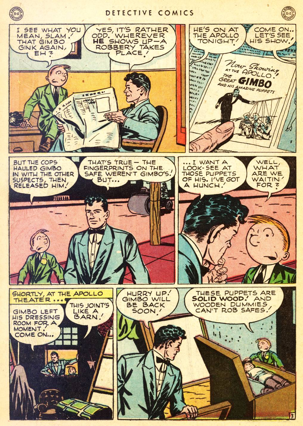 Read online Detective Comics (1937) comic -  Issue #126 - 18