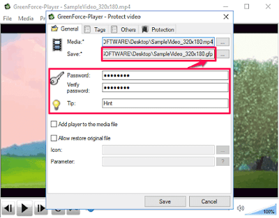 free-software-to-password-protect-videos-greenforce-player