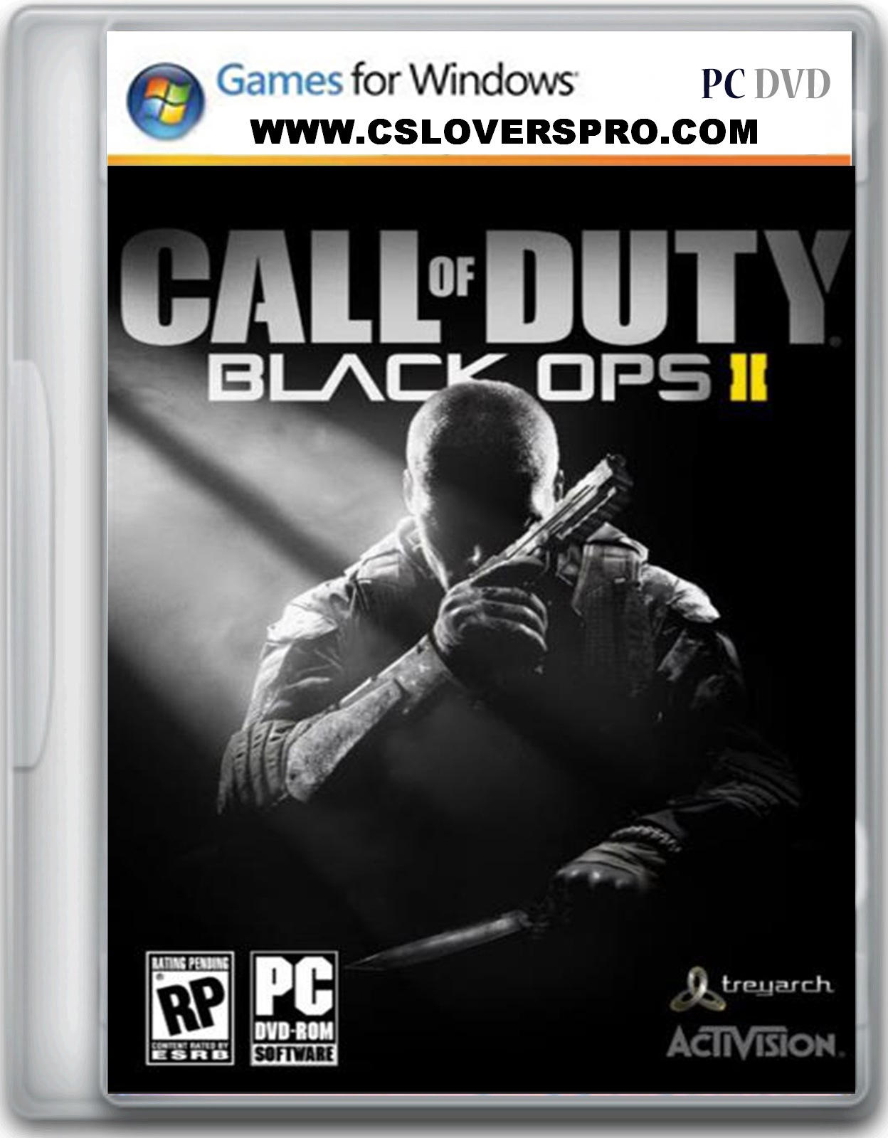 Call of Duty Black Ops 2 Full PC DVD Version Free Download
