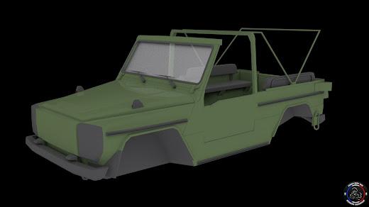 Arma3用フランス軍MODのP4