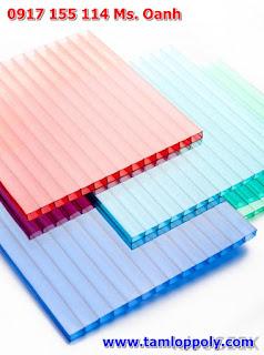 Nhà phân phối tấm lợp lấy sáng thông minh polycarbonate chính thức tại Miền Nam - Sơn Băng ảnh 26
