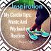 锻炼灵感:我的有氧技巧,音乐和锻炼举例为您!