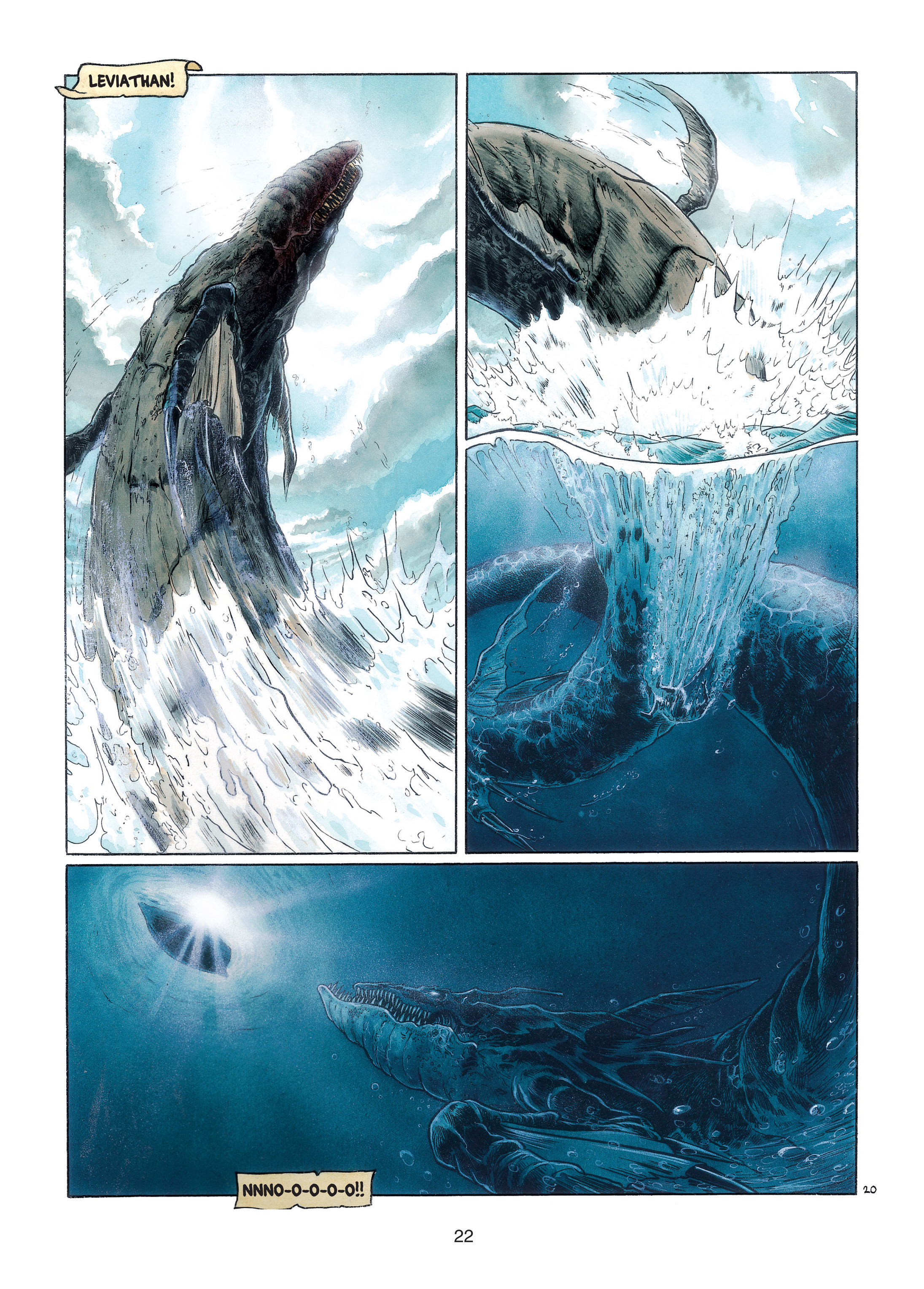 Read online Barracuda comic -  Issue #3 - 23