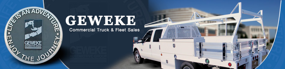 Geweke Commercial Truck & Fleet Sales