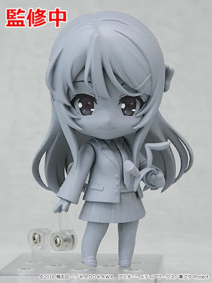 Rascal Does Not Dream of Bunny Girl Senpai Nendoroid Mai Sakurajima