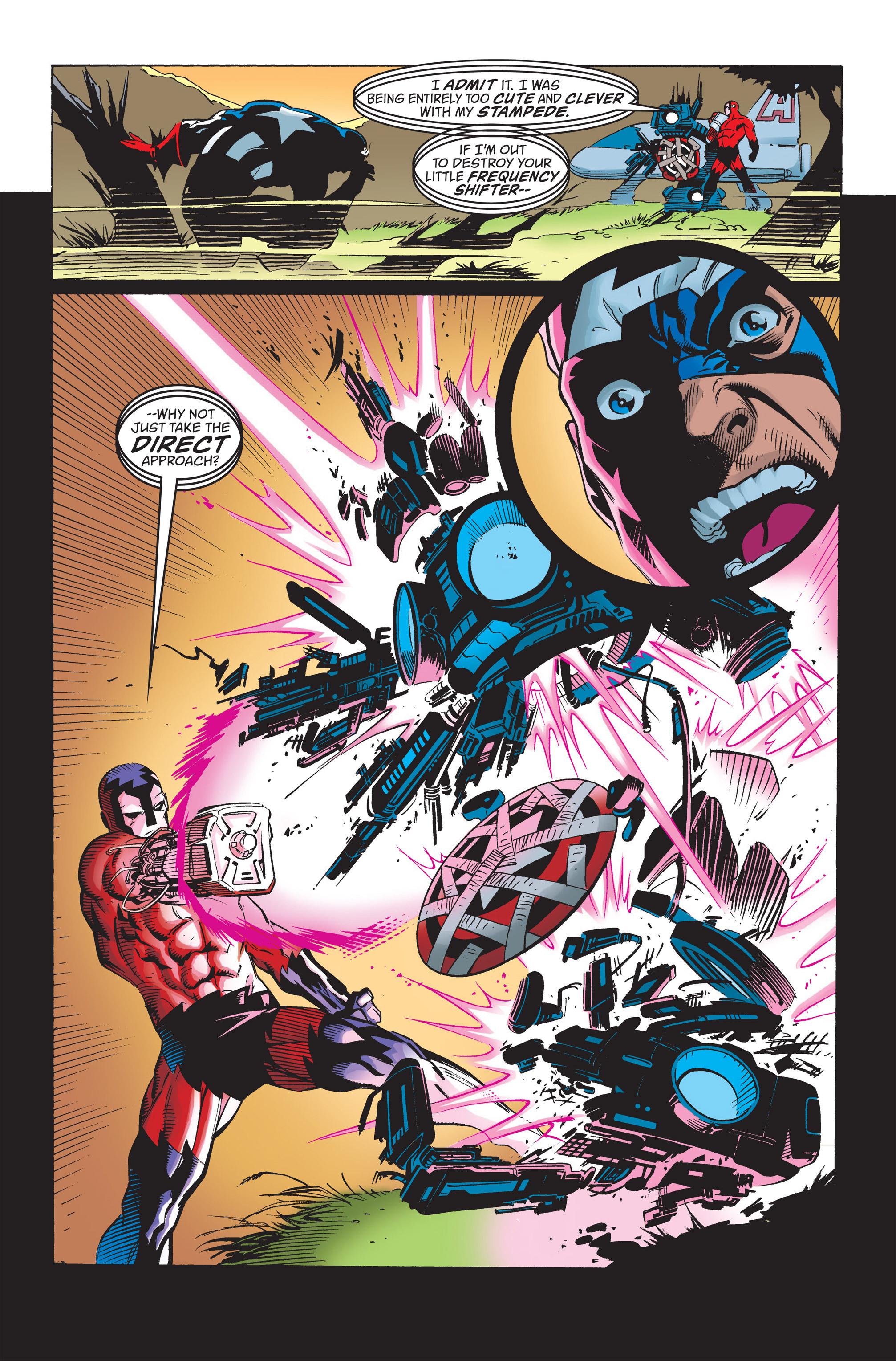 Captain America (1998) Issue #22 #28 - English 12