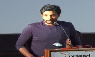 Celebrities at Veera Sivaji Movie Audio Launch