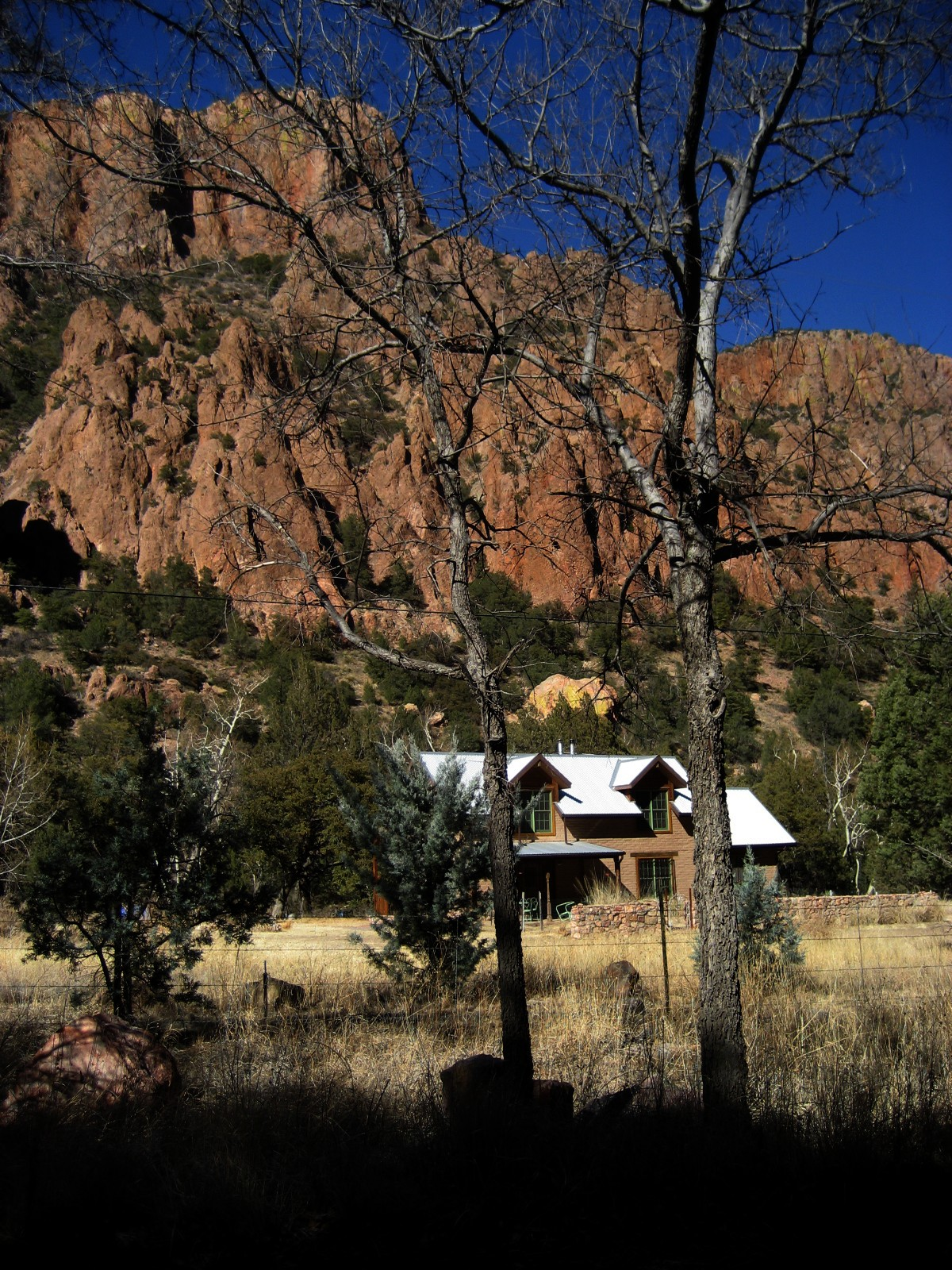 The Little Store >> Living Rootless: Cave Creek Canyon, Arizona: Shining Colors