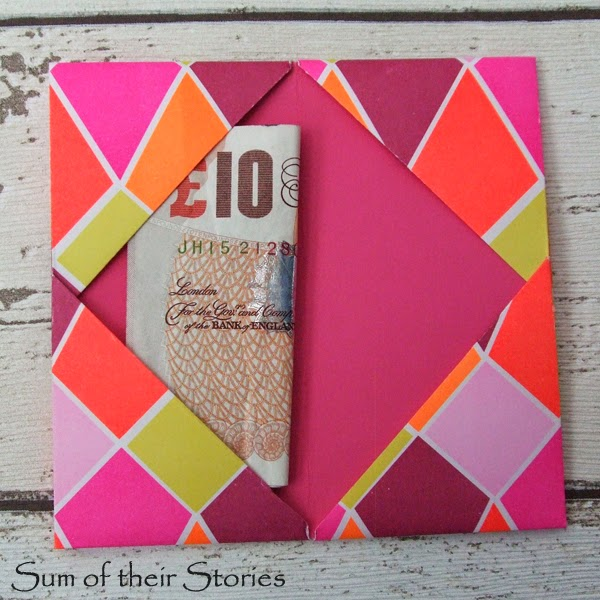 Origami Gift Wallet