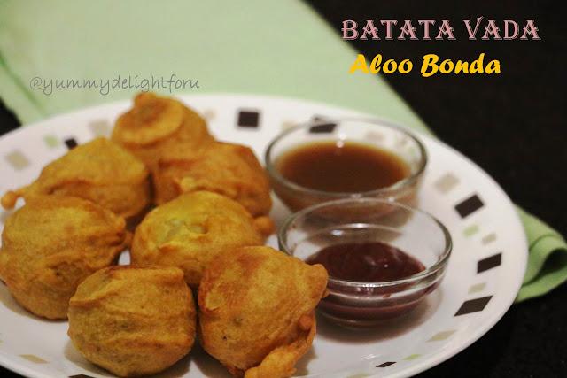 Batata vada recipe, Maharashtrian street food