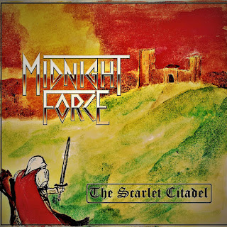 "Midnight Force - ""The Scarlet Citadel"" (single)"