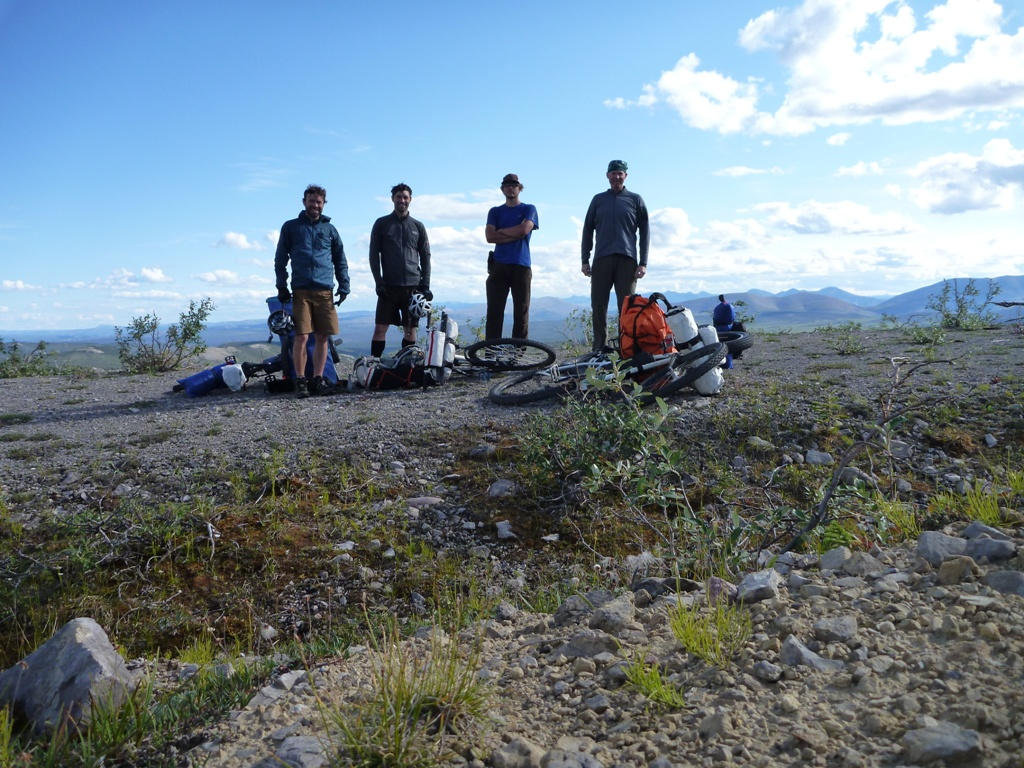 Yukon Frolics  Bikepacking The North Canol Heritage Trail