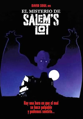 El misterio de Salem's Lot, Stepehn King, Tobe Hooper, David Soul