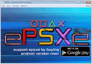 ePSXe windows