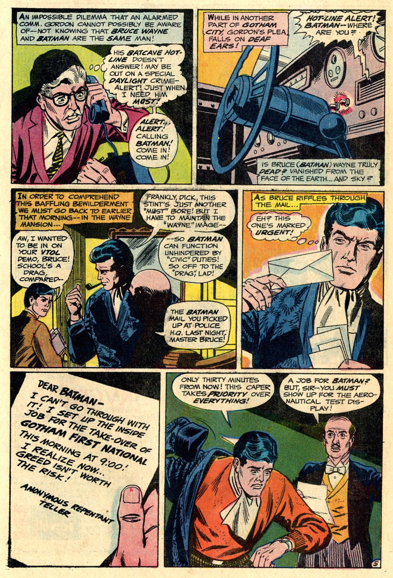 Detective Comics (1937) 386 Page 6