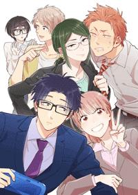 جميع حلقات الأنمي Wotaku ni Koi wa Muzukashii مترجم