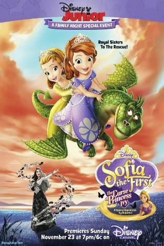 Sofia the First: The Curse of Princess Ivy [2014] [DVDR] [NTSC] [Latino]