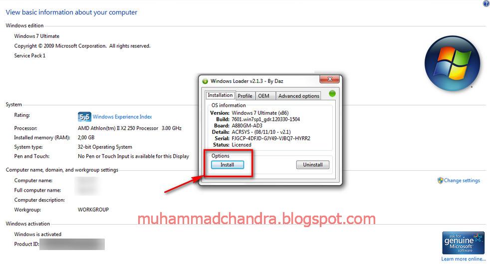 Windows loader 2 1 by daz free download : tavasslen