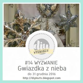 http://diytozts.blogspot.ie/2016/12/14-wyzwanie-gwiazdka-z-nieba.html