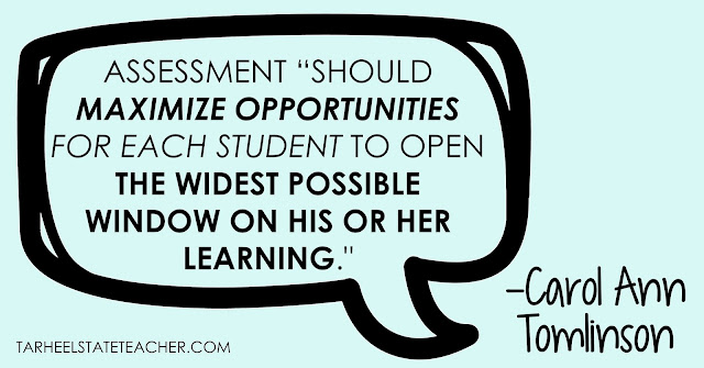 Why should you make time for pre-assessing students in math? What are the benefits of formative assessments for students? I believe pre-assessments allow us to encourage students to have a growth mindset. Find out 7 reasons why I believe pre-assessments in math are crucial if teachers want to be differentiation fanatics! 4th and 5th grade teachers, this post is for you!