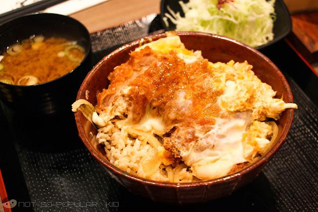 Chicken Katsudon of Tonkatsu by Terazawa